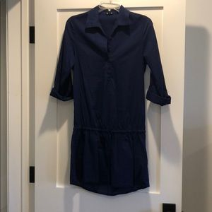 Splendid Navy Dress